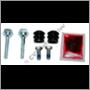 Guide bolt kit rear Girling '88-'00 (7/900/S/V90 Multilink, 850/S/V70 AWD)