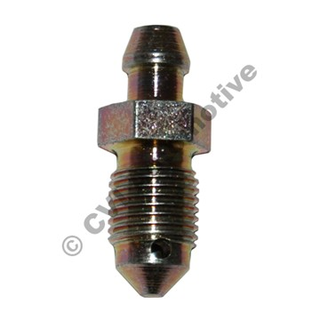 Bleed screw front DBA 700/900 -'93