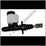Clutch master cylinder, 200 6-cyl 75-87