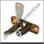 Bonnet lock upper, 240 type 2 (-1985)