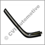 Bumper trim 240 RH front (stainless)