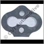 Exhaust rubber, 140/164/240