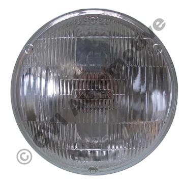 Headlamp inner, 240 USA -1980 (sealed beam)
