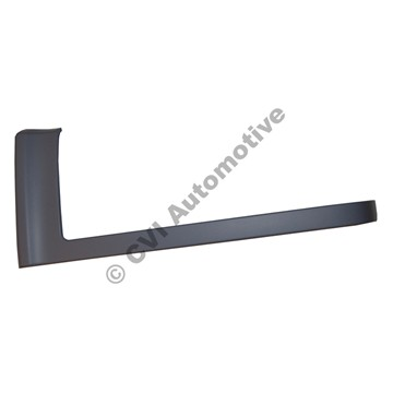 Front panel, h/lamp 740 90- LH (type w/o h/lamp wiper)
