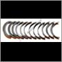Vevlagersats, B30 (STD) '69-'73 (AQ165/AQ170A/AQ170B -87712)