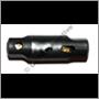 Fuse holder 242GT (spot & fog light -'78) (+window lifter other 240 models -'78)