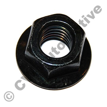 Flange lock nut M12