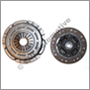 Clutch pressure plate, 200/700/900 1990- (See catalog - fits up to 1998)
