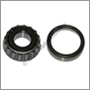 Front bearing, M400/M410 (Timken) (inner+outer)