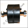 Engine mounting, 700/900 85-98 L/R (not turbo engines)
