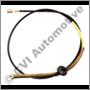 Hastighetsmätarkabel 240 M40/M45 1975-1985 (75-78 endast vä-styrd)