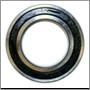 Kardanupph'lager B20E +700/900 1985-1993 (ej 6-CYL)   45x75x16