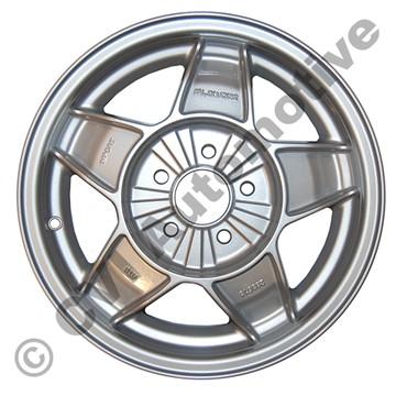 "Fälg ""ATS"" aluminium 1800 70-73, +140/164/240 (silver - 5,5""x15"")"