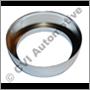 Chrome bezel, for lens 668196 only (2-coloured lens)