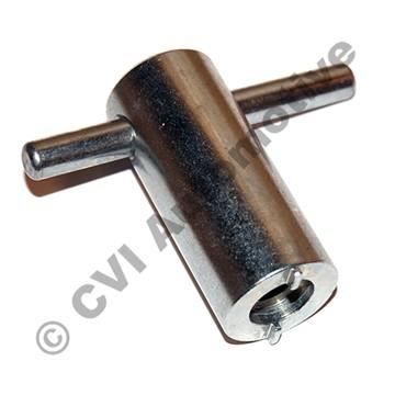 Verktyg/nyckel för instrumentknappar (544/210/Amazon/P1800)