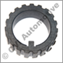 Crankshaft gear, B17/B19/B21/B23 (type 2 with external splines)