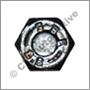 Screw for brake disc hexagon M6x14