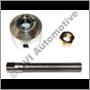 Monteringsverktyg vevaxeldrev, B18/B20