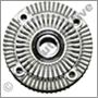 Friction clutch, water pump (genuine) (B20E/F, B30E/F)