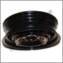 "Wheel rim 4"" PV/Amazon 2dr/4dr  -1964"