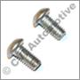 "Brake disc front 17"" V70R/S60R 04-07 (B5254T4)   Brembo disc 330mm"