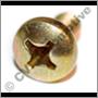 """Skruv ventilkåpa, bromsskiva, dörrstopp (L=13 mm/1/2"""")  Större antal=bättre pris"""