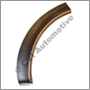 Rear wheel arch repair P130 2-dr, front LH