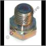 Plug exhaust/cyl head, 240/740/940 + 850/S/V70 -00
