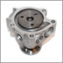 Water pump, B18/B20 (genuine)