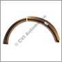 Wheel arch repair rear outer LH (For 4-doors Amazon - P120/P220)