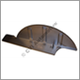 Side panel for Az spare wheel well