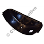Spare wheel well, Amazon 120/130 (use along with side panel 657528)