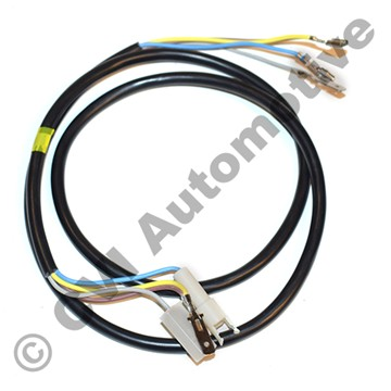 Tailgate wire harness 245 85-93, LH