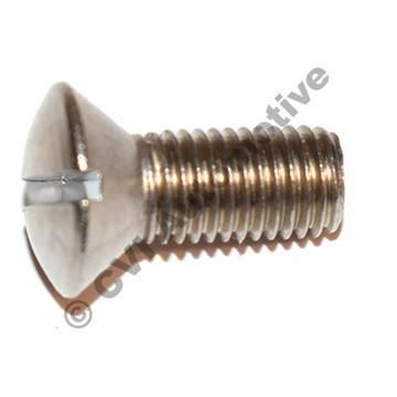 Screw door hinges, all PV/Duett