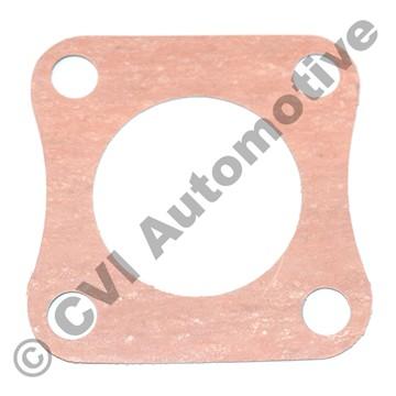 Gasket, carb/heat shield (SU/Stromberg genuine)