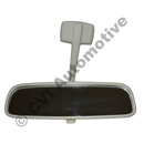 Rear-view mirror, 1800E/ES