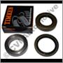 Wheel bearing kit 140/164 67-69 rear