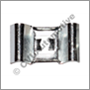 Clips grille badge 544/210/120 '65-'66