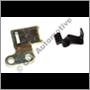 Bracket kit for choke cable, Stromberg (bracket + clamp 237284)