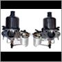 """SU HS6 Förgasare B18B/D (""""ZH"""") (OBS! Numera 2-bult filter montering)"""