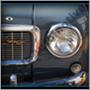 Strålkastarsarg, PV/Amazon/Duett (Volvo original)