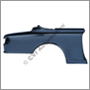 Rear wing, Amazon 2-dr LH (in stock - please call/email)