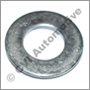Washer, companion flange nut J type