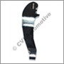 Handbrake lever, Amazon/P1800 LH (Girling system)