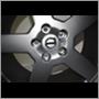 """Wheel rim """"Titan"""", 7 x 17 ET 43 (aluminium) 850, 900, C70 (-05), S90/V90 V70XC -00"""