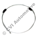 Handbrake cable, PV445 rear