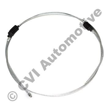 Handbrake cable, PV445 rear