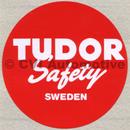 Sticker Tudor Safety Sweden