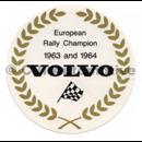 "Decal ""European Rally Champion"""