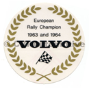 Dekal European Rally Champion